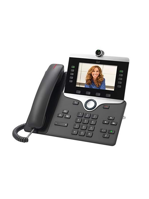 Cisco 8845 IP Phone, 720p HD Video, Bluetooth | Dechtech Online Store Kenya