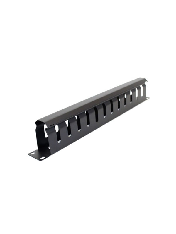1U Cable Management Panel, Metal | Dechtech Online Store Kenya